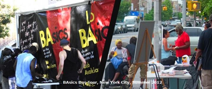 Basics Bus Tour