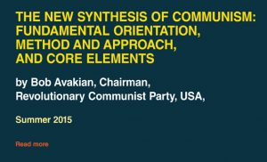 The New Synthesis of Communism: Fundamental Orientation, Method, Approach and Core Elements cover