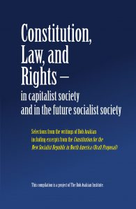 Constitution, Law and Rights book cover