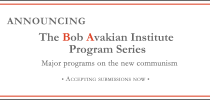 The Bob Avakian Institute Program Series